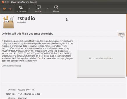 R studio for linux debianubuntu installuninstallregister reheart Images